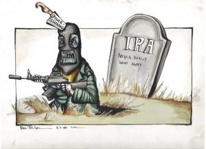 IRA - 27 July 2012