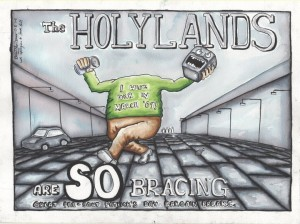 The Holylands - 14 Feb 2011