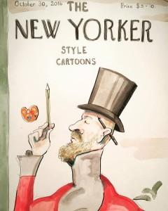 Brian John Spencer, the New Yorker