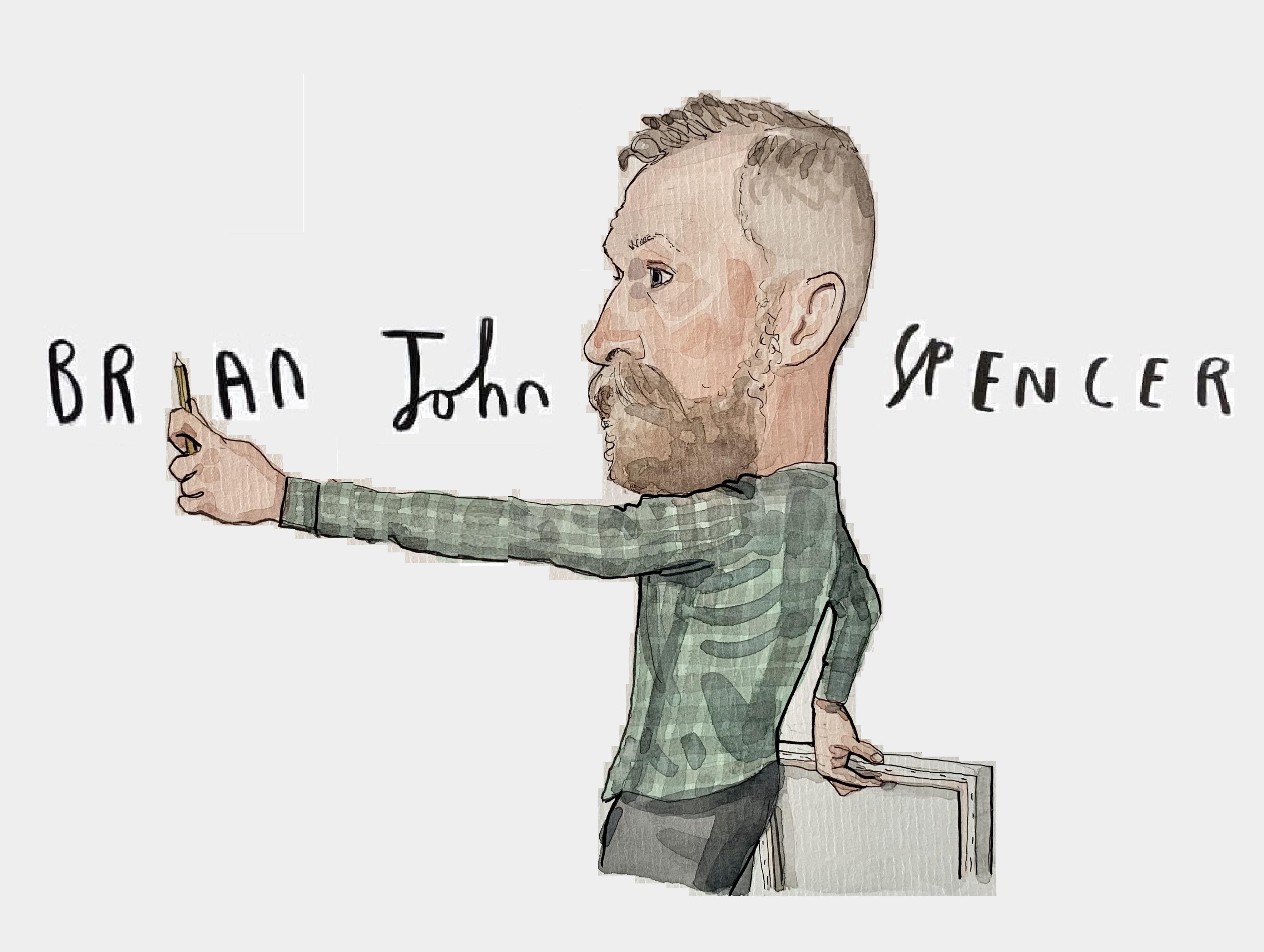 Brian John Spencer